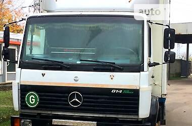 Цены Mercedes-Benz T2 814 груз Дизель