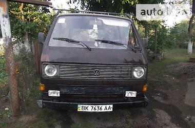 Ціни Volkswagen T2 (Transporter) Дизель