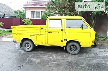 Ціни Volkswagen T3 (Transporter) груз-пас. Дизель