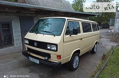 Цены Volkswagen T3 (Transporter) груз-пасс. Дизель