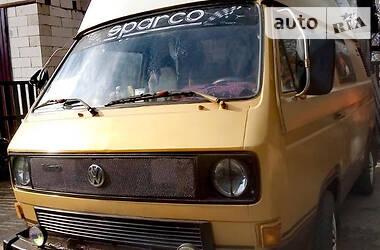 Ціни Volkswagen T3 (Transporter) груз. Дизель