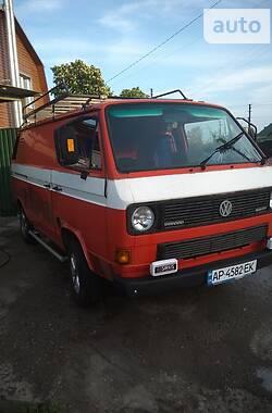 Цены Volkswagen T3 (Transporter) груз. Дизель
