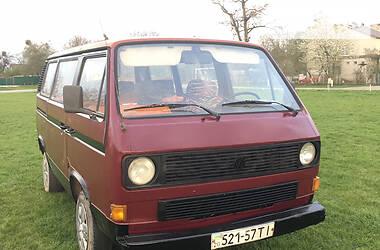 Ціни Volkswagen T3 (Transporter) пас. Дизель