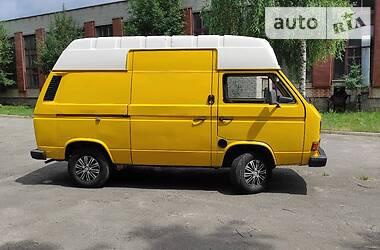 Цены Volkswagen T3 (Transporter) пасс. Дизель