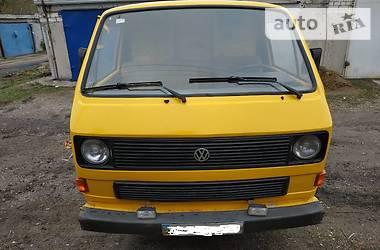 Ціни Volkswagen T3 (Transporter) Дизель