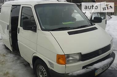 Цены Volkswagen T4 (Transporter) груз-пасс. Дизель