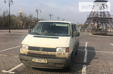 Ціни Volkswagen T4 (Transporter) груз-пасс. Дизель