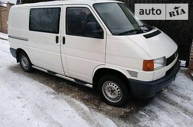 Цены Volkswagen T4 (Transporter) пасс. Дизель