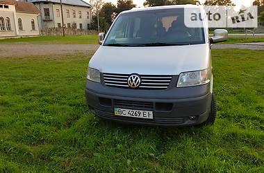 Ціни Volkswagen T5 (Transporter) груз-пасс. Дизель