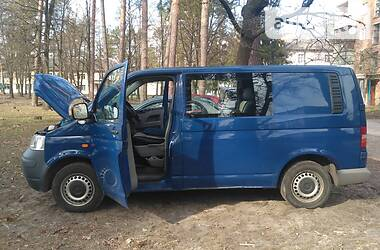 Цены Volkswagen T5 (Transporter) груз-пасс. Дизель