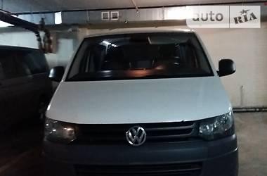 Ціни Volkswagen T5 (Transporter) груз Дизель