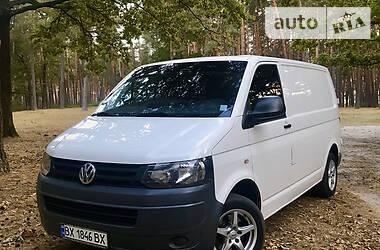 Цены Volkswagen T5 (Transporter) груз. Дизель