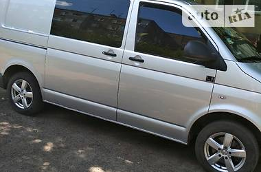 Ціни Volkswagen T6 (Transporter) груз Дизель