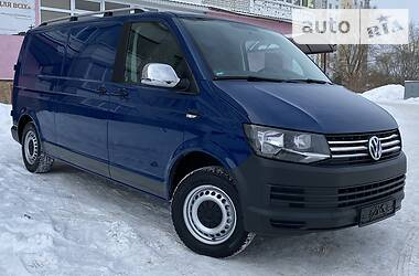 Цены Volkswagen T6 (Transporter) груз Дизель
