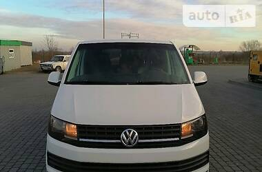 Ціни Volkswagen T6 (Transporter) пасс. Дизель