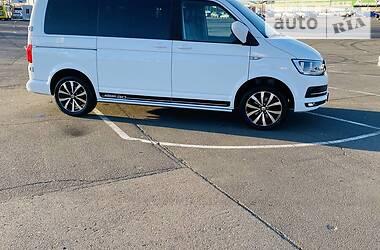 Цены Volkswagen T6 (Transporter) пасс. Дизель