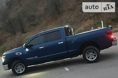 Цены Nissan Titan Дизель