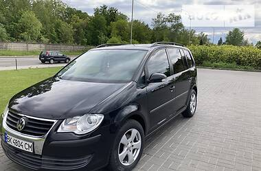 Цены Volkswagen Touran Дизель