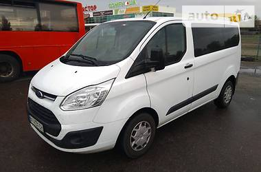 Ціни Ford Transit Custom груз-пас Дизель