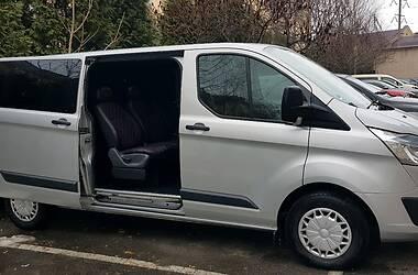 Цены Ford Transit Custom груз-пас Дизель