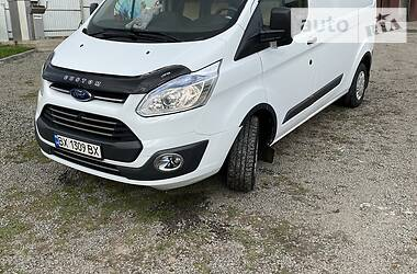Ціни Ford Transit Custom груз. Дизель