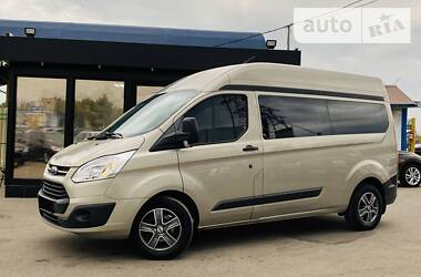 Ціни Ford Transit Custom пасс. Дизель