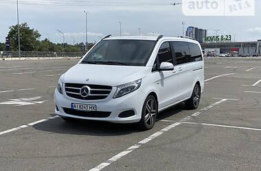 Цены Mercedes-Benz V 250 Дизель