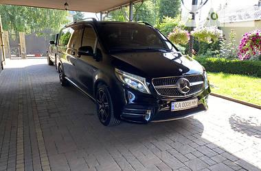 Ціни Mercedes-Benz V 250 Дизель