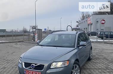 Ціни Volvo V50 Дизель