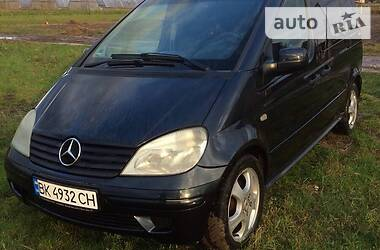 Цены Mercedes-Benz Vaneo Дизель