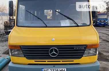 Цены Mercedes-Benz Vario 612 Дизель