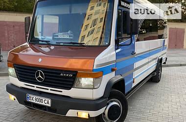 Цены Mercedes-Benz Vario 614 Дизель