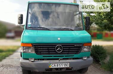 Цены Mercedes-Benz Vario 814 Дизель