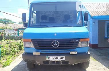 Ціни Mercedes-Benz Vario 814 Дизель