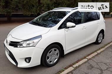 Ціни Toyota Verso Дизель
