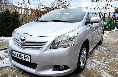 Цены Toyota Verso Дизель