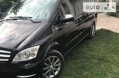 Цены Mercedes-Benz Viano Дизель