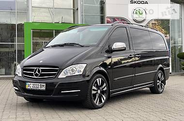 Цены Mercedes-Benz Viano Дизель