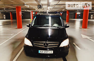 Ціни Mercedes-Benz Viano Дизель