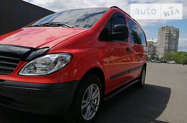 Цены Mercedes-Benz Vito 108 Дизель