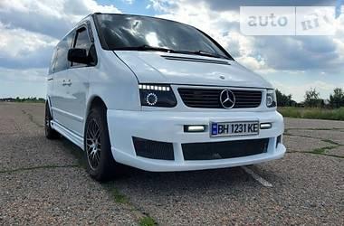Ціни Mercedes-Benz Vito 108 Дизель