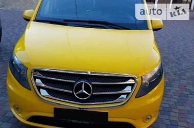 Ціни Mercedes-Benz Vito 114 Дизель