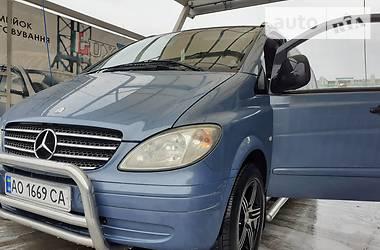 Ціни Mercedes-Benz Vito 115 Дизель