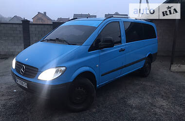 Цены Mercedes-Benz Vito 115 Дизель
