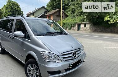 Ціни Mercedes-Benz Vito 116 Дизель