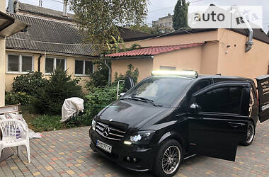 Ціни Mercedes-Benz Vito 120 Дизель
