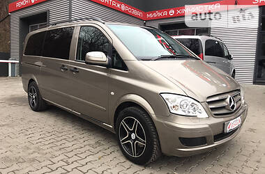 Ціни Mercedes-Benz Vito 122 Дизель