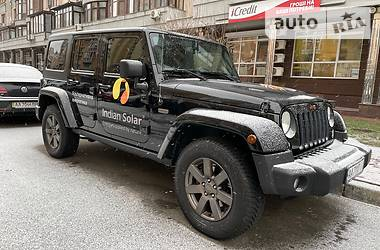 Цены Jeep Wrangler Дизель