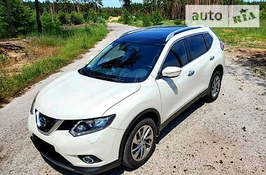 Цены Nissan X-Trail Дизель