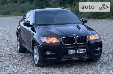 Цены BMW X6 Дизель